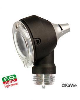 Otoskop-Kopf 2,5 V LED high power, inkl. Lampe night