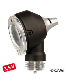 Otoskop-Kopf PICCOLIGHT F.O. LED high power, night für KaWe MedCenter 5000