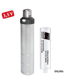 Ladegriff C30 3,5 V, inklusive Akku Li-Ion für EUROLIGHT F.O., E und COMBILIGHT F.O.