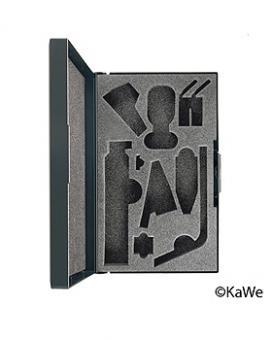 Hartschalen-Box schwarz für BASIC-SET