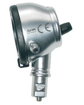 Otoskop-Kopf EUROLIGHT C30 VET, 2,5 V, mit Birne