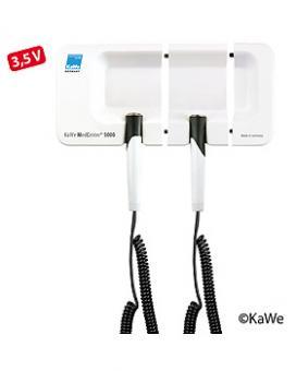 KaWe MedCenter 5000 Grund- und Ausbaumodul, mit 2 Griffen, 3,5 V, ohne Köpfe