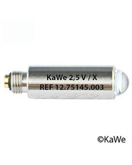 Xenon-Lampe 2,5V für KaWe DIALIGHT XL