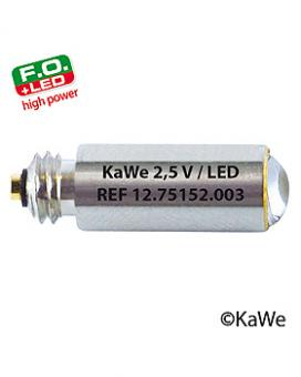 High power LED Lampe für Otoskop PICCOLIGHT F.O. 2,5 V