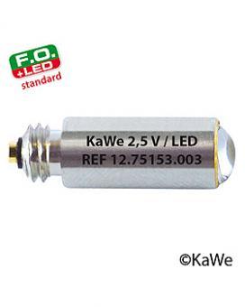 Standard LED Lampe 2,5 V für Otoskop PICCOLIGHT F.O. und EUROLIGHT F.O.