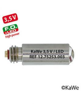 High Power LED Lampe 3,5 V für EUROLIGHT F.O. und COMBILIGHT F.O. 30