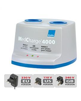 Ladestation KaWe MedCharge 4000 für Ladegriffe 3,5 V
