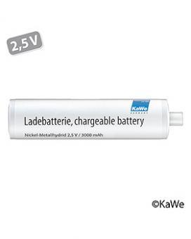 Ladebatterie mittel für Standard-Griff, Nickel-Cadmium 2,5V