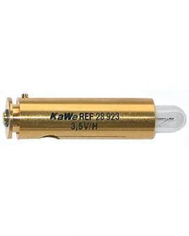 Halogen-Birne 3,5 V für KaWe Ophthalmoskop und Dermatoskop