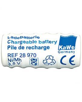 Ladebatterie kurz, 3,5 V