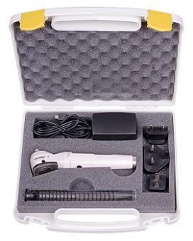 Otoskop-Koffer, allein zu LuxaScope Auris LED 3,7V
