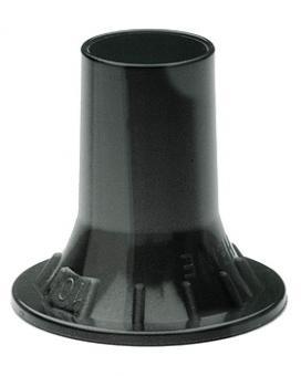 Dauergebrauchs-Nasentrichter 10mm, schwarz