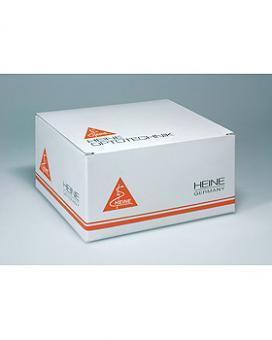 Einmalgebrauchs-Mundspatel aus Kunststoff, für HEINE Mundspatelhalter, 100 Stück