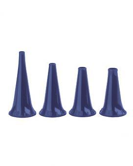 Dauergebrauchs-Tips Set, HEINE, blau, 2,4 - 5 mm, 4 Stück