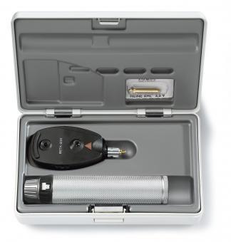 Ophthalmoskop BETA 200 3,5V mit BETA4 USB Ladegriff, USB Kabel u.Netzteil, Etui