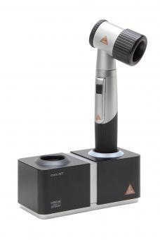 Dermatoskop-Kopf HEINE mini 3000, 2,5V, mit Lampe, Kontaktscheibe und Skala