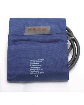 1 Schlauch-Manschette mit Stethoskop, Erwachsene, für GAMMA GST