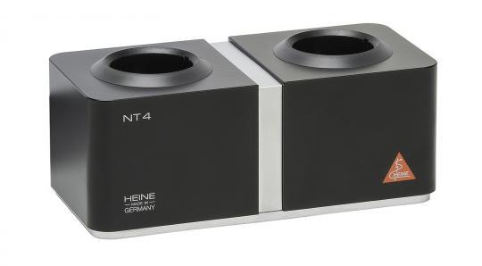 Ladegerät HEINE NT 4, inklusive Adapter für BETA Griffe