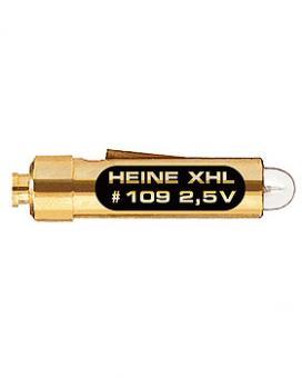 Xenon Halogen-Lampe HEINE XHL 2,5V, .109