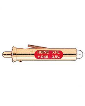 Halogen-Lampe HEINE XHL 3,5V, .046