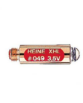 Halogen-Lampe HEINE XHL 3,5V, .049