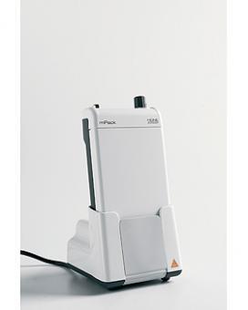 HEINE mPack EN 50 - m Wand-/Tischeinheit mit mPack , inkl. Winkelhalteradapter 90°, Verbindungskabel