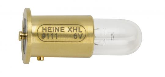 Halogen-Lampe HEINE 6 V/ 5 W, .111