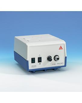 HEINE HK7000 Fiber Optic Prjektor inklusive Ersatzlampe und Sicherung