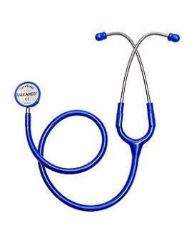 LuxaScope Sonus Pediatric, royal blau, Doppelkopf-Stethoskop